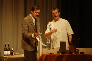 MKTOC - Fawlty Towers - Terry and Basil