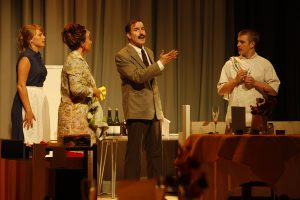 MKTOC - Fawlty Towers - The Kitchen