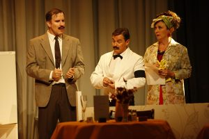 MKTOC - Fawlty Towers - Basil the rat