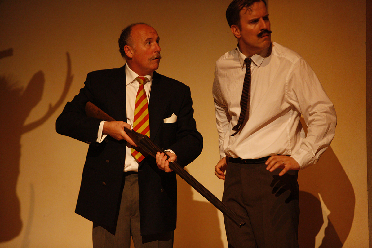 MKTOC - Fawlty Towers - Rat hunting
