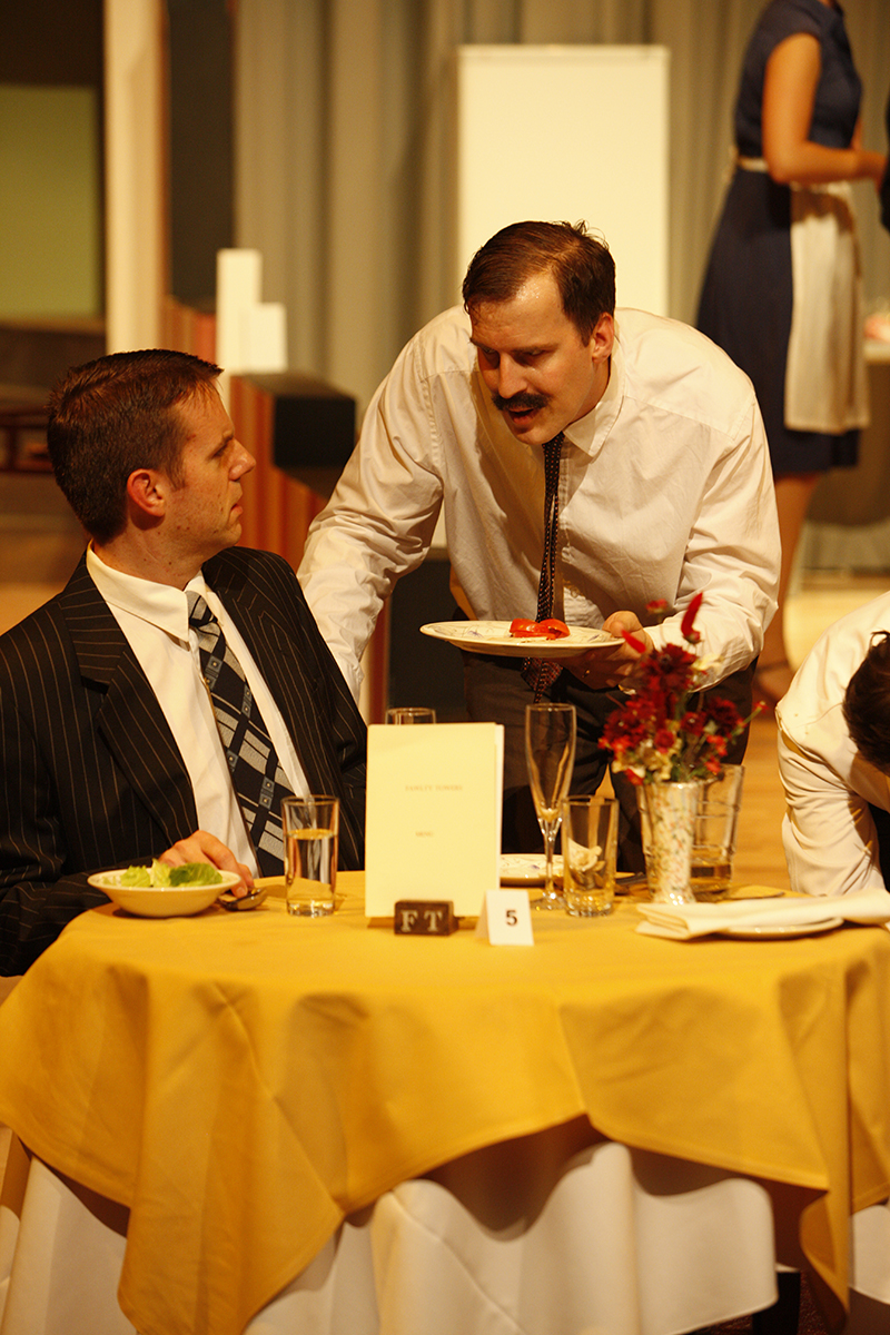 MKTOC - Fawlty Towers - Some veal substitute?