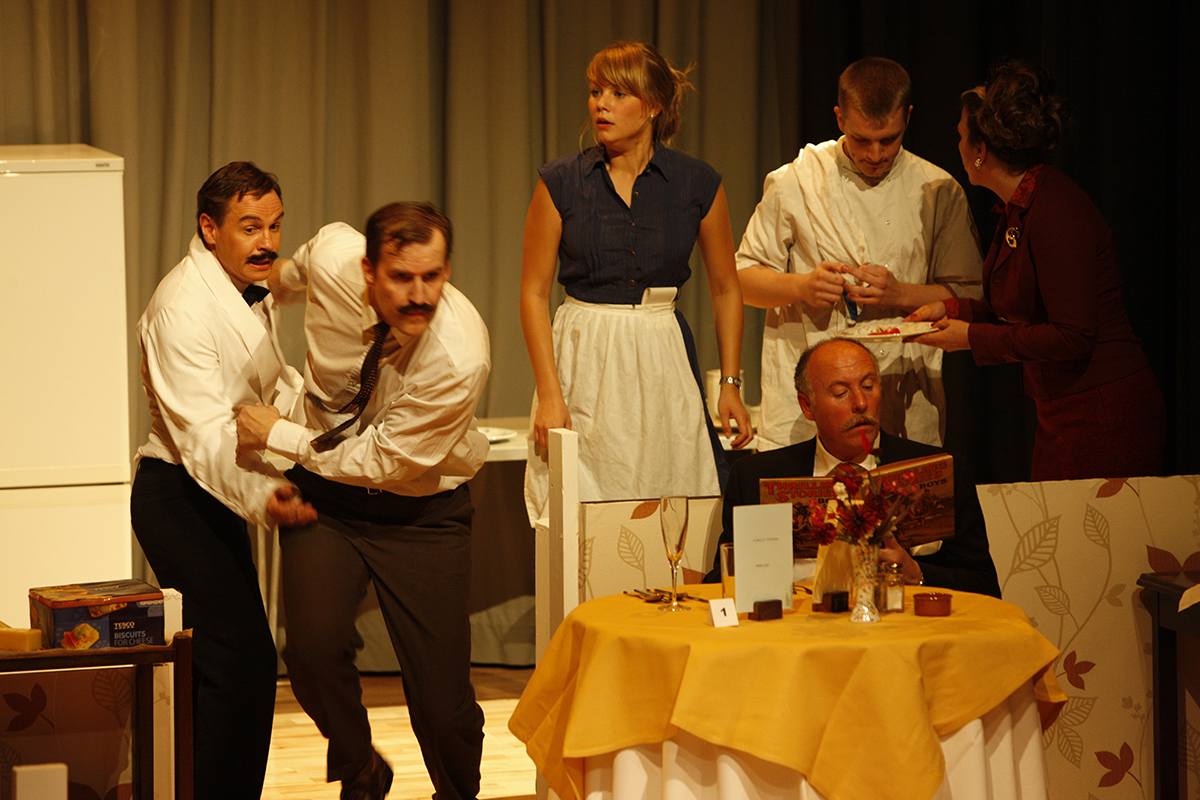 MKTOC - Fawlty Towers - Poison!