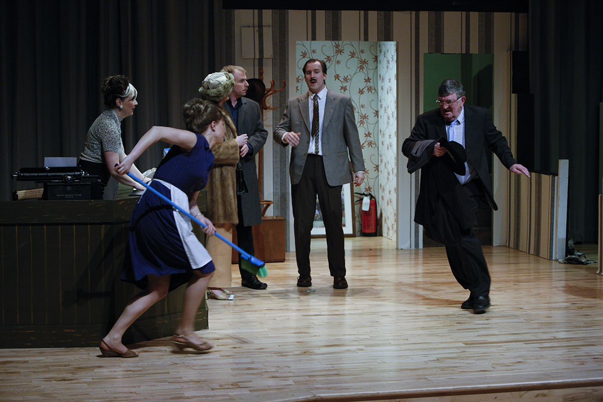 MKTOC - Return To Fawlty Towers - Catching the crook