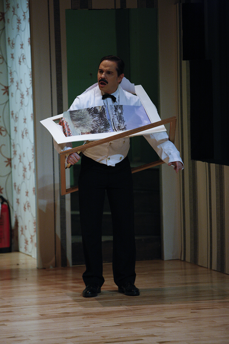 MKTOC - Return To Fawlty Towers - Picture
