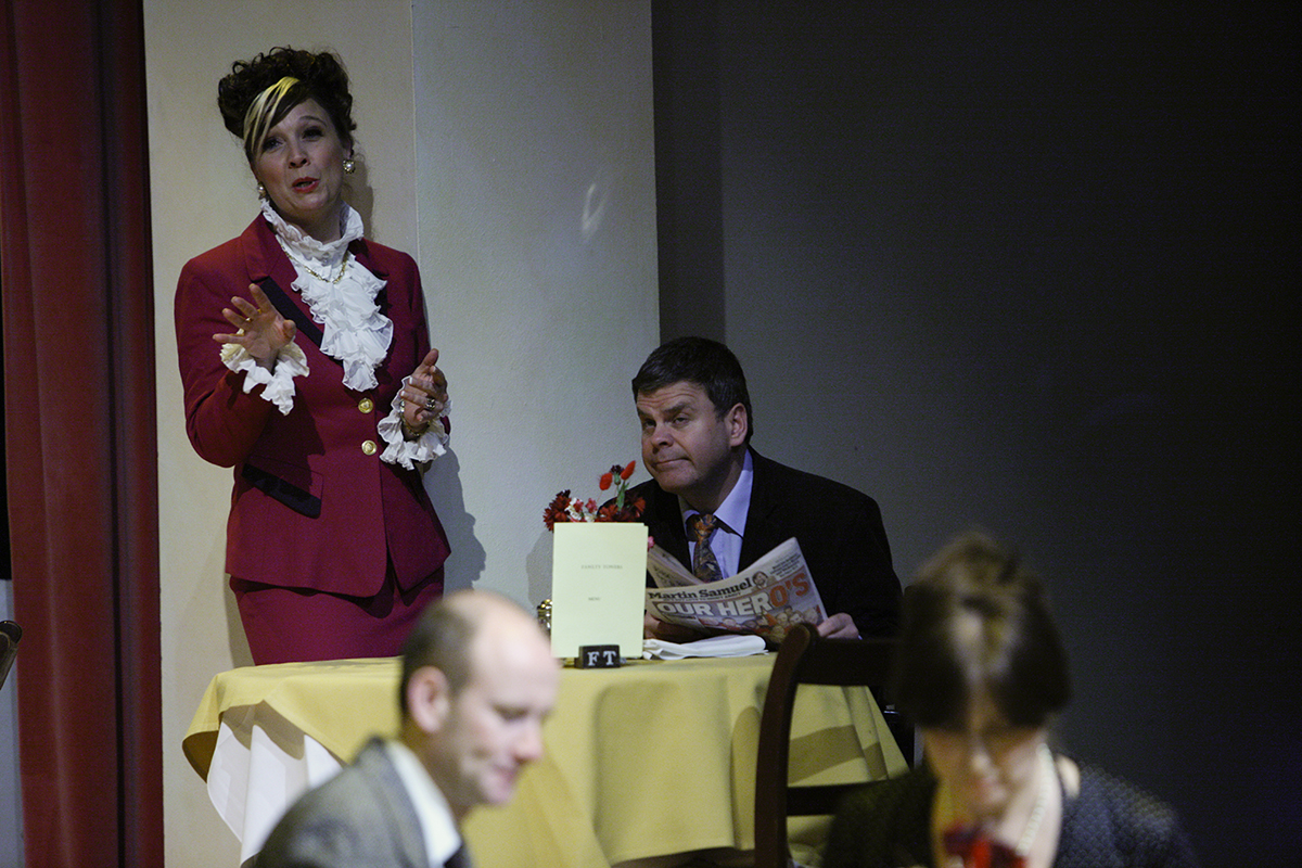 MKTOC - Return To Fawlty Towers - Sybil