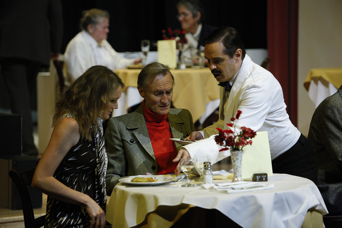 MKTOC - Return To Fawlty Towers - Dinner