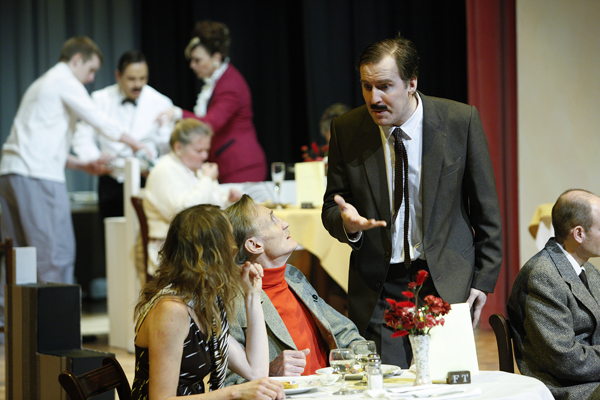 MKTOC - Return To Fawlty Towers - Complaints