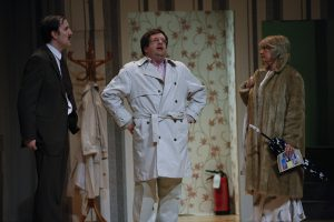 MKTOC - Return To Fawlty Towers - Americans