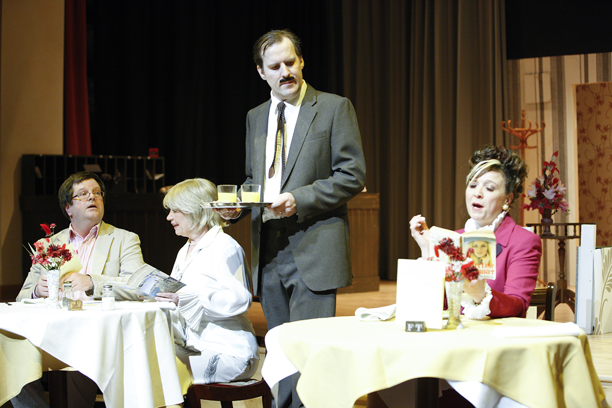 MKTOC - Return To Fawlty Towers - 2 screwdrivers