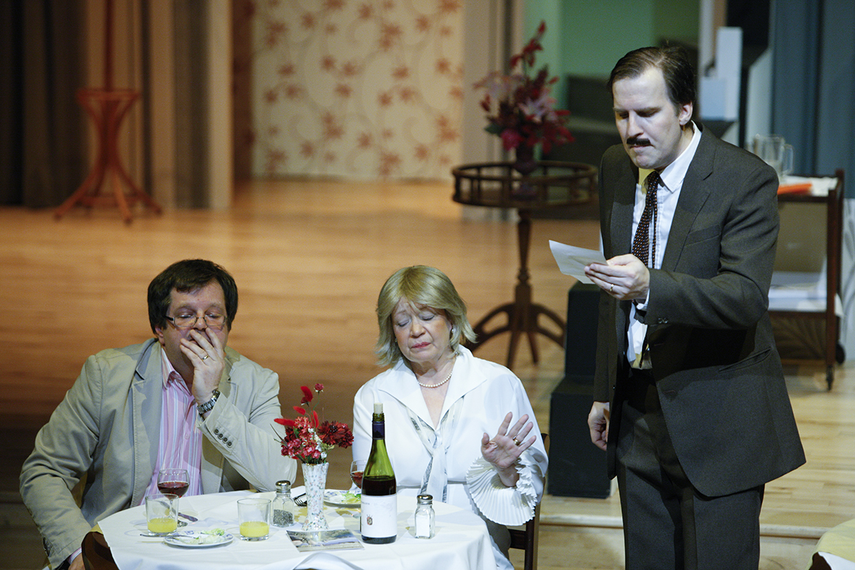 MKTOC - Return To Fawlty Towers - The letter from the chef