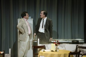 MKTOC - Return To Fawlty Towers - Confrontation