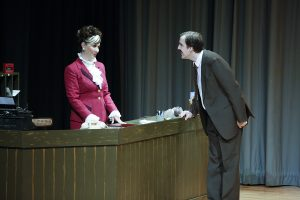 MKTOC - Return To Fawlty Towers - A room please?