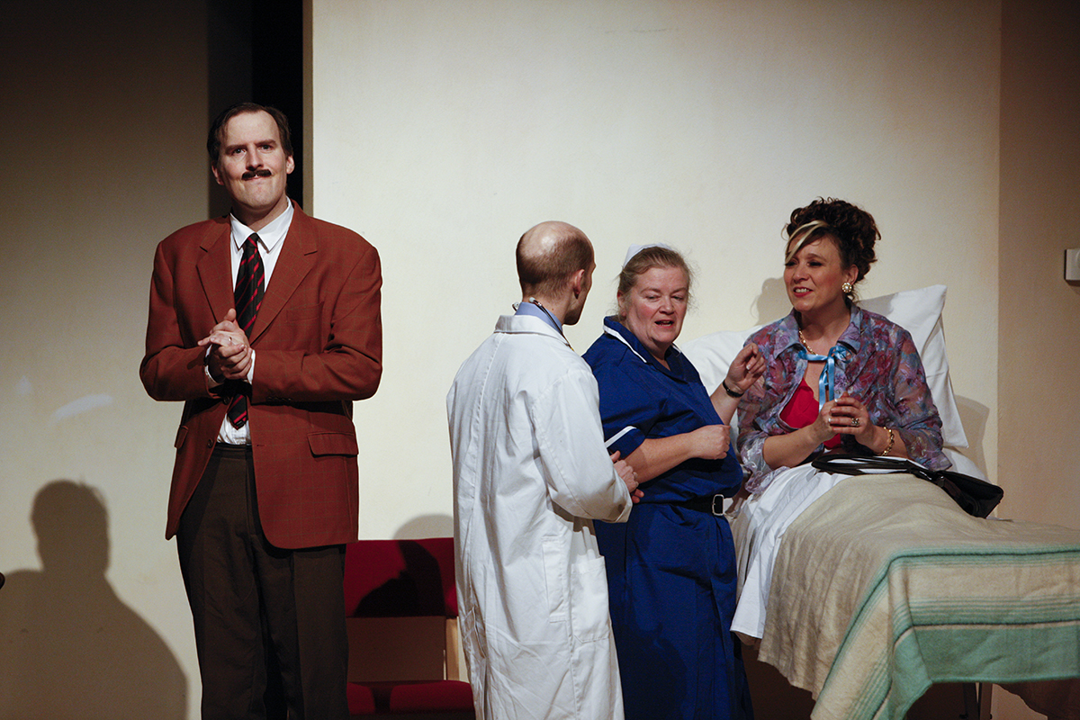 MKTOC - Return To Fawlty Towers - Hospital