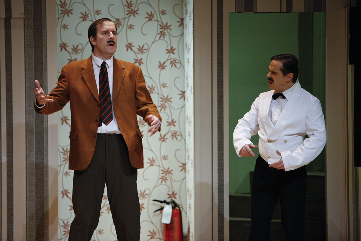 MKTOC - Return To Fawlty Towers - Basil and Manuel