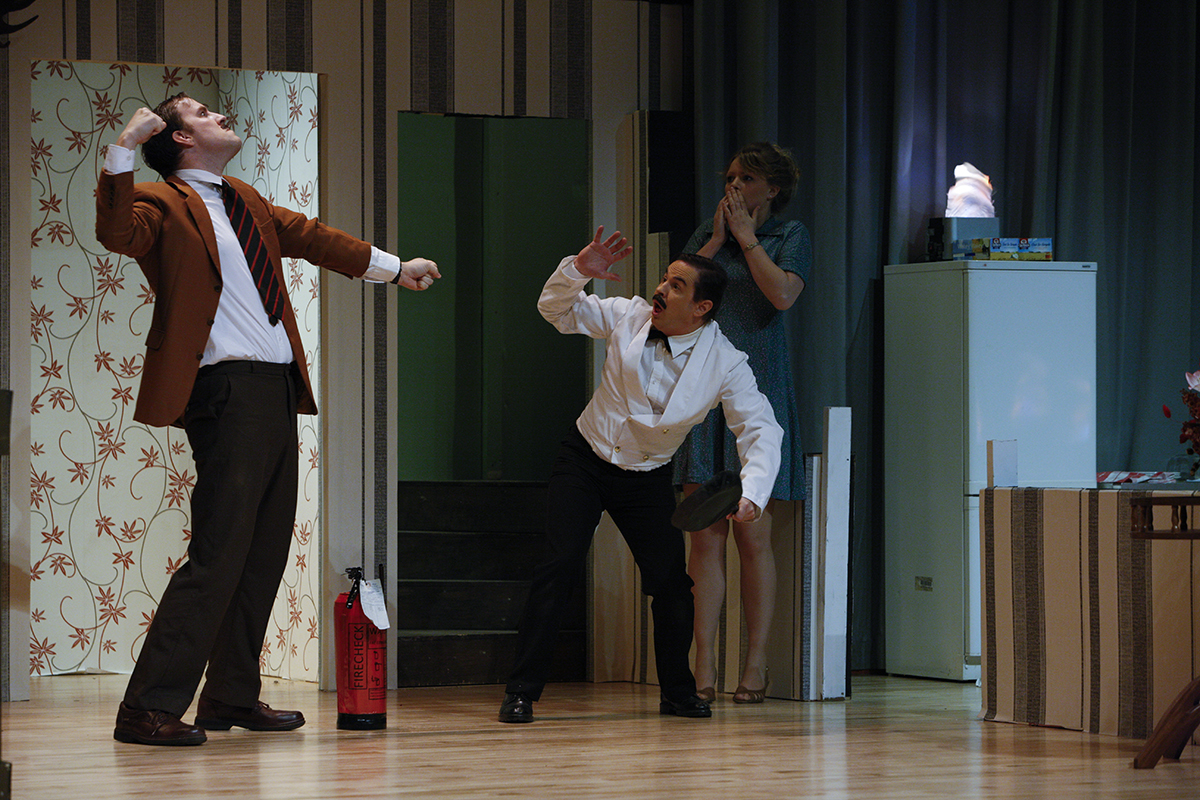 MKTOC - Return To Fawlty Towers - Fire