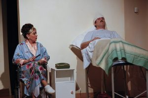 MKTOC - Return To Fawlty Towers - Hospital again