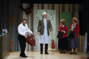 MKTOC - Return To Fawlty Towers - Basil returns