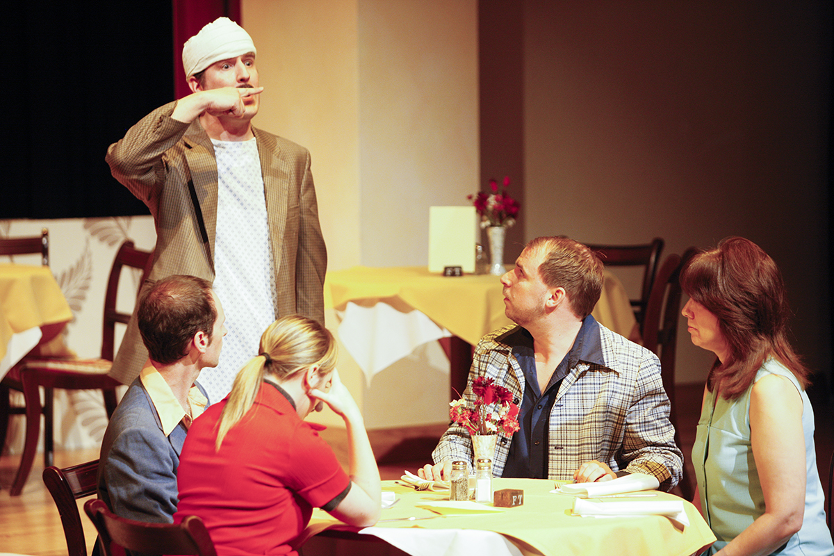 MKTOC - Return To Fawlty Towers - The Germans