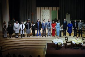 MKTOC - Return To Fawlty Towers - The cast!