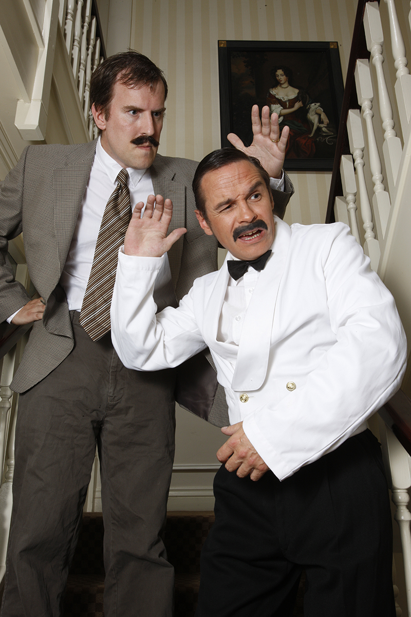 MKTOC - Fawlty Towers - Basil and Manuel