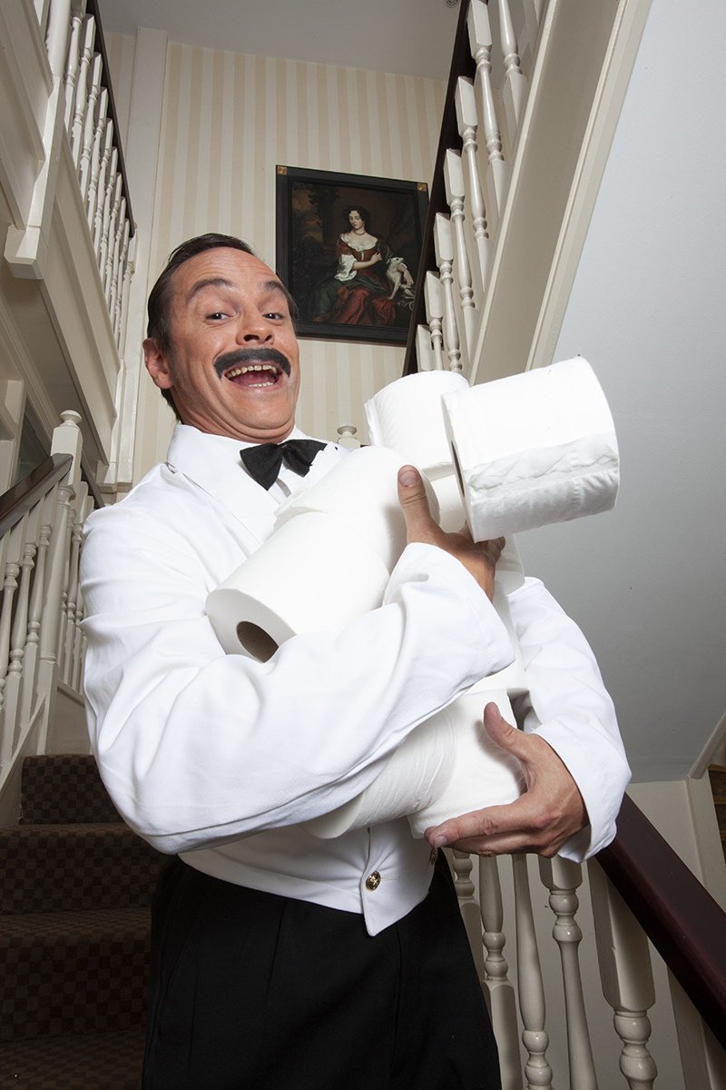 MKTOC - Fawlty Towers - Manuel