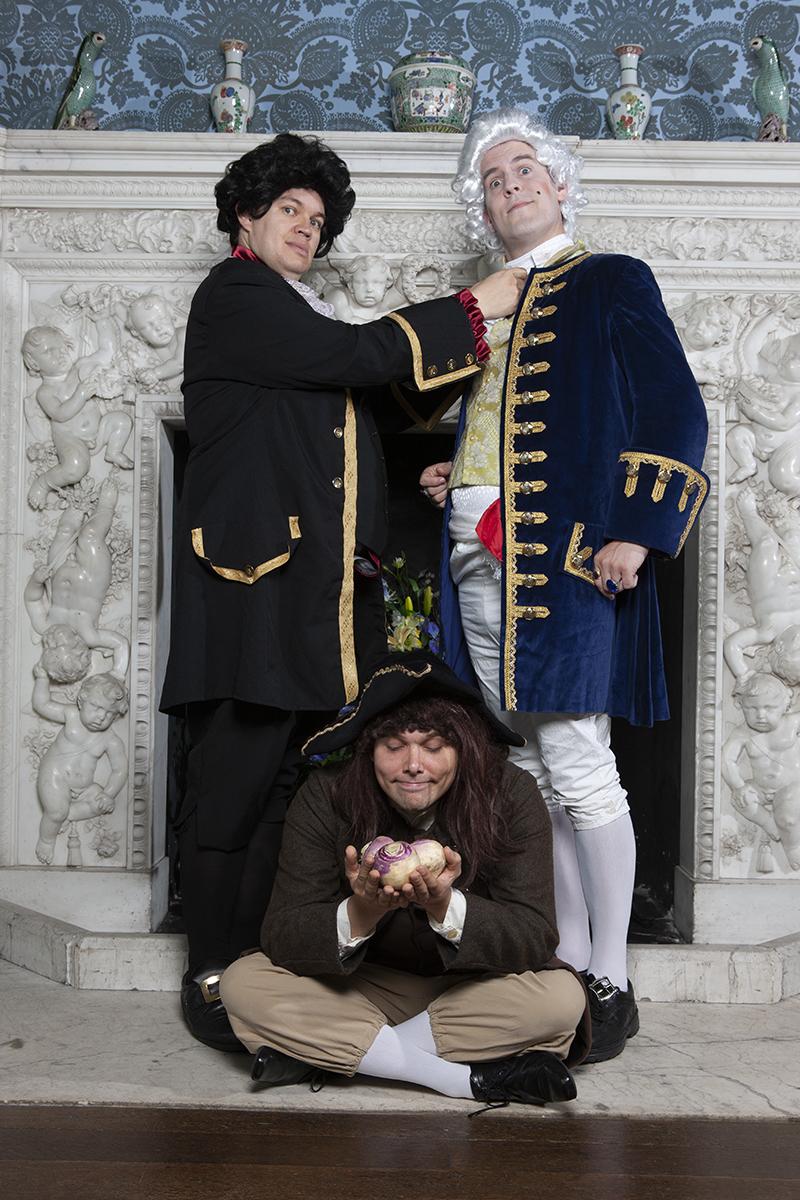 MKTOC BA3 - Prince, Edmund & Baldrick
