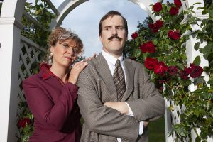 MKTOC - Fawlty Towers - Sybil & Basil