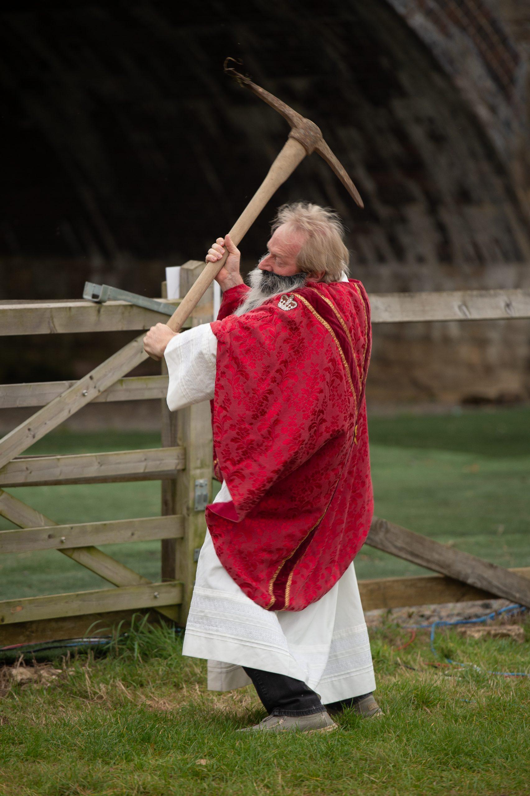 MKTOC - More Ripping Yarns - Chaplain